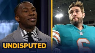 Download Skip and Shannon react to the Dolphins beating the Patriots during Week 14 | UNDISPUTED Video