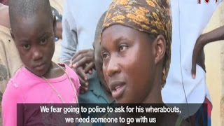 Download Relatives of Rwenzururu guards still looking for their loved ones Video