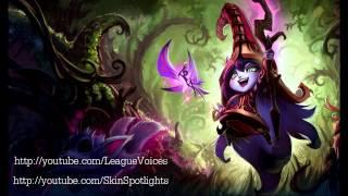 Download Lulu Voice - Português Brasileiro (Brazilian Portuguese) - League of Legends Video