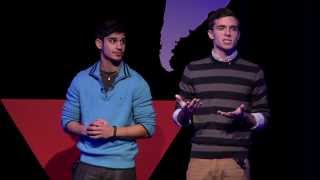 Download Understanding mental illness through empathic storytelling: Jake Morgan and Neal Walia at TEDxOU Video