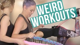 Download 5 Weird & Trendy Workout Tools (Beauty Break) Video