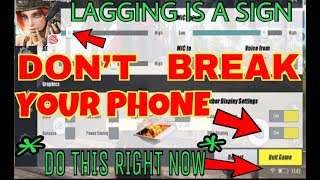 Download BEST Setup to STOP Lagging | Rules of Survival(How to Fix Lag) Tips And Tricks Video