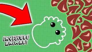 Download INVISIBLE ANIMAL GLITCH IN MOPE.IO! TROLLING ALL ANIMALS IN MOPE.IO (Mope.io Funny Moments) Video