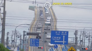 Download Japan's Most Terrifying Bridge: Eshima Ohashi ★ ONLY in JAPAN #33 Video