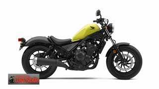 Download Honda มอเตอร์ไซค์ใหม่ 10 รุ่น เตรียมถล่มตลาด ลุ้น Rebel 300 MSX125 SF สีใหม่ 2560 : motorcycle tv Video