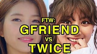 Download For The Win: GFriend vs Twice Video