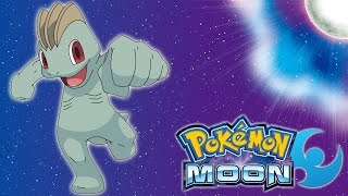 Download Pokemon: Moon - Traded For A Machop! Video