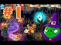 Download Angry Birds Epic: Part-1 Halloween Portal Level 1-3 Gameplay/Walkthrough Video