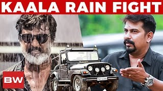 Download Kaala's Rain Fight Sequence with Jeep! | Kaala Jeep Owner Reveals | Rajinikanth | US 186 Video