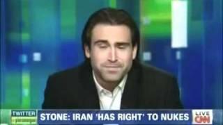 Download Sean Stone Calls Piers Morgan a Warmongerer Video