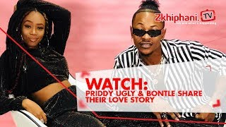 Download Priddy Ugly & Bontle share their love story Video