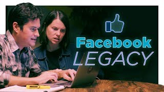Download Remembering Someone by Their Facebook Posts | Hardly Working Video