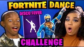 Download FORTNITE DANCE CHALLENGE! Video