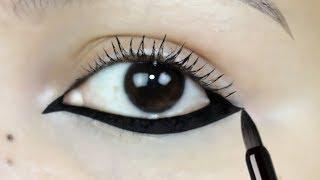 Download आखों को बड़ा दिखाने के 3 अनोखे तरीके – Best Eyeliner Tricks to make them BIGGER Video