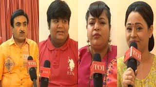 Download Taarak Mehta Ka Ooltah Chashma's cast gets emotional while remembering Dr Hathi Video