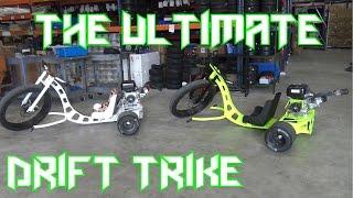 Download The Ultimate Drift Trike (Texas Drift Kings) Video