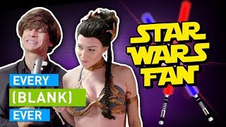 Download EVERY STAR WARS FAN EVER Video