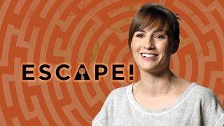 Download Amber Benson, Alison Haislip, Dan Casey, & Josh McDermitt Escape Prison! (Escape! with Janet Varney) Video