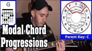 Download Understanding Modal Chord Progressions Video