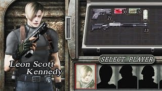 Download Resident Evil 4 (PS4 1080p 60fps) - The Mercenaries - Leon Kennedy (All Stages) Video