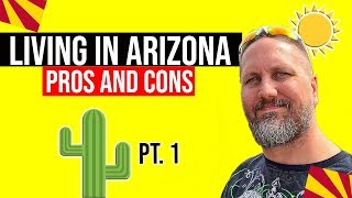 Download Pros and Cons of Living in Arizona: Moving / Living In Phoenix, Arizona Video