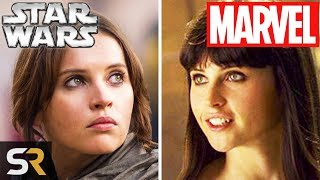 Download 10 Star Wars Actors You Didn't Realize Were In Marvel Movies Video