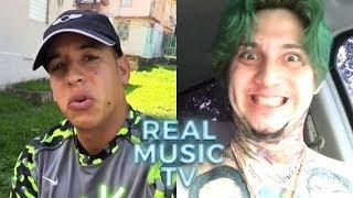 Download Daddy Yankee Anuncia Tiraera l Lary Over Le Envía Un Gran Mensaje A Las Personas Discapacitadas Video