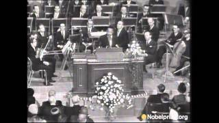 Download Martin Luther King Jr. Nobel Peace Prize Acceptance Speech Video