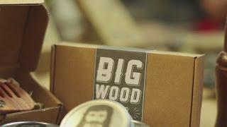 Download Big Wood Beard Combs Video