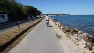 Download Parenzana: Koper - Portorož s kolesom Video