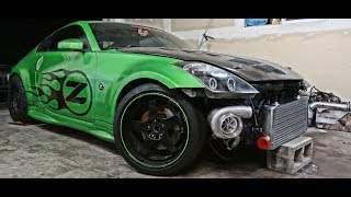 Download Single Turbo 350z Video