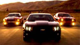 Download Camaro SS vs Challenger SRT8 vs Shelby GT500 | Edmunds Video