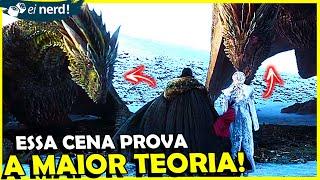 Download JON SNOW VOANDO NO DRAGÃO: ESSE DETALHE É A CHAVE PRO FINAL Video