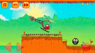 Download Red Ball 3 Adventure Game Of Thrones All Levels Fire Hole Video