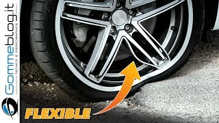 Download MICHELIN ACORUS Reinventing the Wheel - BENDS BUT DOES NOT BREAK Video
