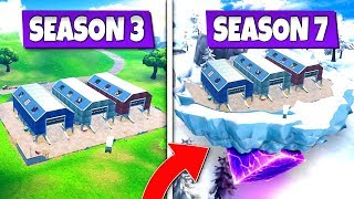 Download *NEW* CLASSIC DUSTY DEPOT *RETURNS* TO FORTNITE SEASON 7! ICONIC LOCATIONS REMADE!: BR Video
