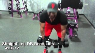 Download Set off the alarm: Leg workout   Phenom Fitness Video