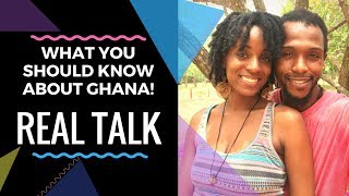 Download What We Learned While Living In Ghana! Advice & Tips! Video