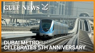 Download Dubai Metro celebrates 5th anniversary Video
