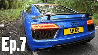 Download The LOUDEST Audi R8 V10 Plus? | Exhaust Expert!! Video