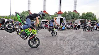 Download Epic Mass Stunt Training & Street Killing - No Editing Video