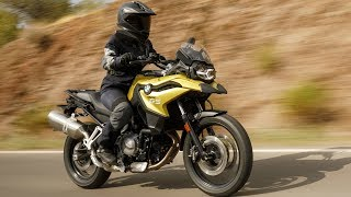 Download 2018 BMW F 750 GS - Premium Middle-Class Travel Enduro Video