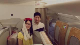 Download 阿联酋A380头等舱华盛顿直飞迪拜 阿聯酋A380頭等艙華盛頓直飛杜拜 Emirates A380 First Class IAD-DXB Video