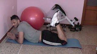 Download L'esercizio perfetto a casa per GAMBE super TONICHE ! Rassodare i femorali Video