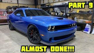 Download Rebuilding a Wrecked 2016 Dodge Hellcat Part 9 Video