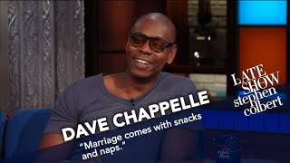 Download Dave Chappelle Updates His 'Give Trump A Chance' Statement Video