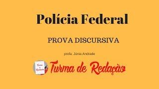 Download Polícia Federal - discursiva 2018: dicas de temas Video