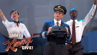"Download Matthew Broderick is Captain ""Sully"" Sullenberger in ""Hudson, We Have a Problem"" Video"