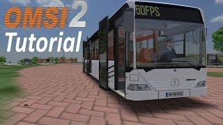 Download OMSI 2 Tutorial [60FPS] | Mercedes Benz Citaro Ü & GÜ | Installation [Funktioniert nicht mehr!] Video