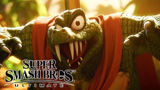 Download Super Smash Bros. Ultimate - King K. Rool Reveal Trailer Video